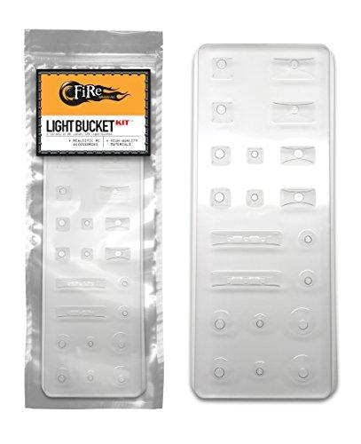 FireBrand RC • LED LIGHT BUCKET KIT Multi-fit