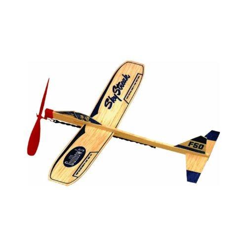 Sky Streak Balsa Wood Glider Plane by Guillow