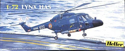 Heller 172 Lynx Has Plastic Helicopter Model Kit 80367