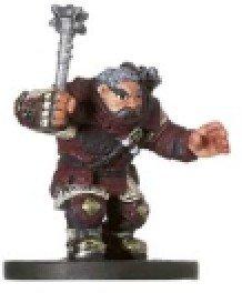 D D Minis Dwarf Artificer  3 - Deathknell