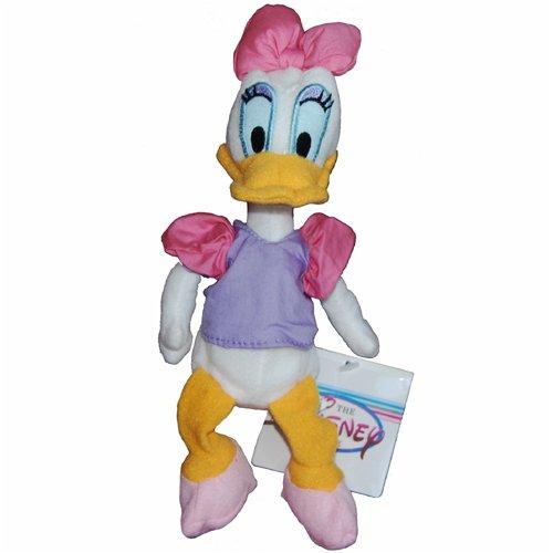 Daisy Duck Donalds Girlfriend - Disney Mini Bean Bag Plush