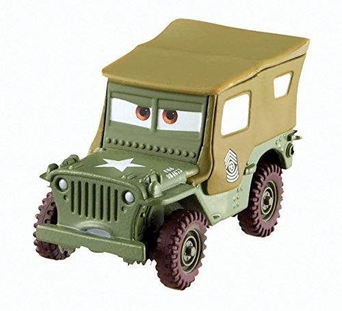 DisneyPixar Cars Sarge Diecast Vehicle