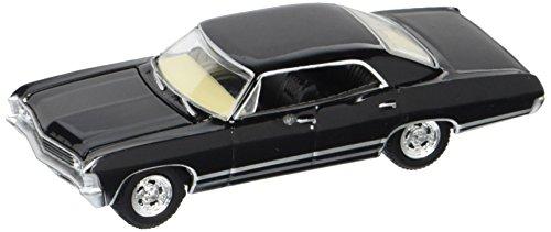 Greenlight Hollywood Supernatural Join The Hunt Diecast Car - 1967 Chevrolet Impala Sport Sedan 164 Scale