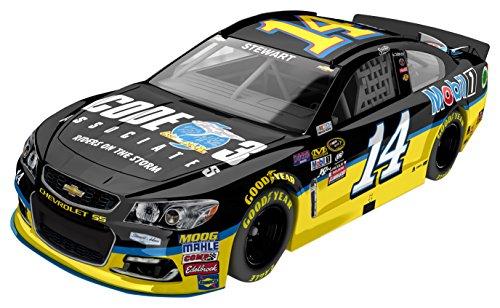 Lionel Racing Tony Stewart 14 Code 3 Associates 2016 Chevrolet SS NASCAR Diecast Car 164 Scale
