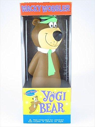 Kumagoro Yogi Bear Hanna Barbera FUNKO Fanko Wacky Wobbler Wacky Wobbler bubble head