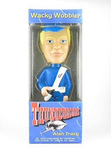 Thunderbird Alan FUNKO Fanko Wacky Wobbler Wacky Wobbler bubble head