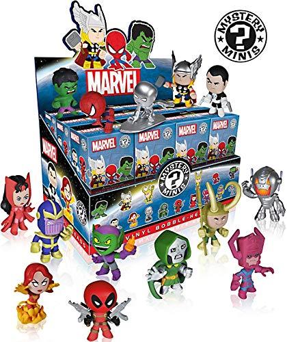 Funko Marvel Comics Mystery Mini Figure BOX 24 Packs