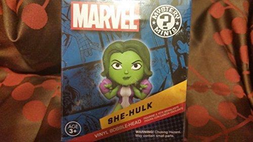 Marvel Mystery Minis She Hulk Exclusive Vinyl Bobble-Head Figure