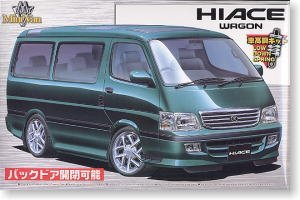 124 minivan Series 5 Hiace current type 99 year American wheel type out of print