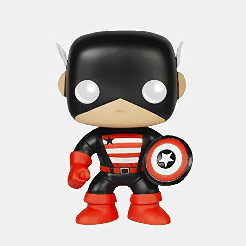 Funko Pop Marvel US Agent Comikaze Exclusive Vinyl Bobblehead Figure