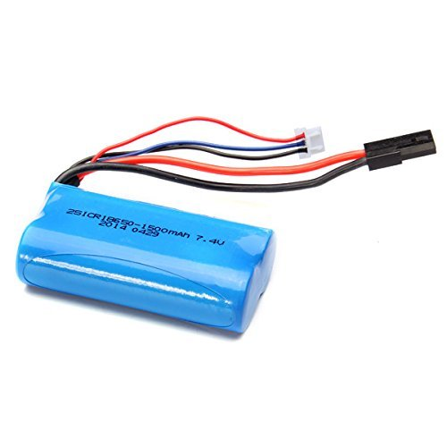 MJX T40C F49 RC Helicopter Spare Parts Battery 74V 1500mAh