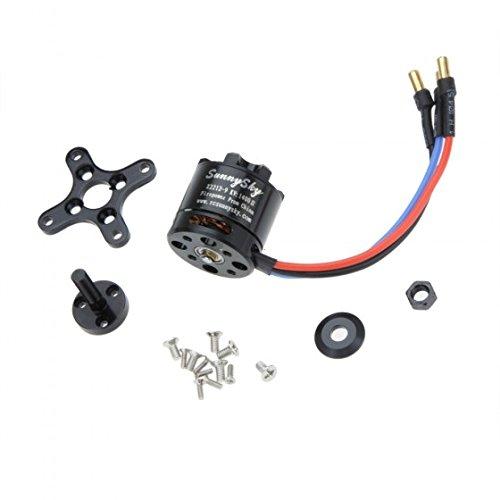 KINGZER X2212 1400KV Brushless Motor Set for DJI F450 F500 F550 Quadcopter Multicopter Part
