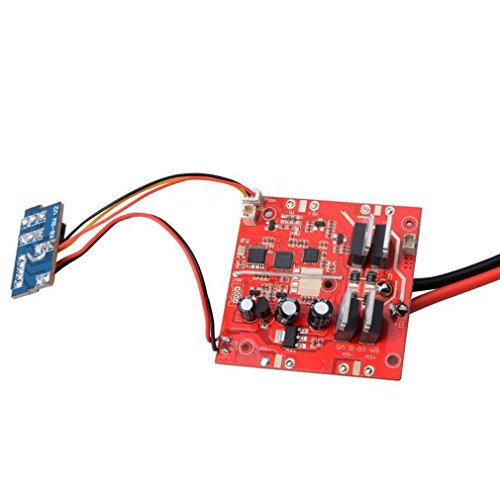AVAWO for Syma X8C X8W RC Quadcopter Receiver Board Spare Parts Crash Pack Kit Replacement