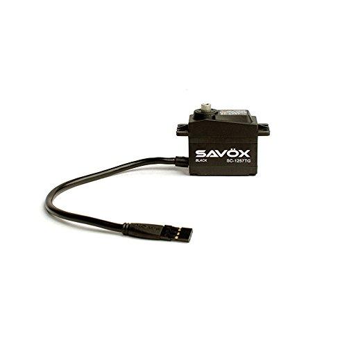 Savox 07139 Black Edition Coreless Digital Servo Standard