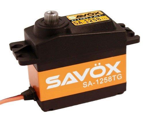 Savox 08166 Minimized Backlash Coreless Digital Servo Standard