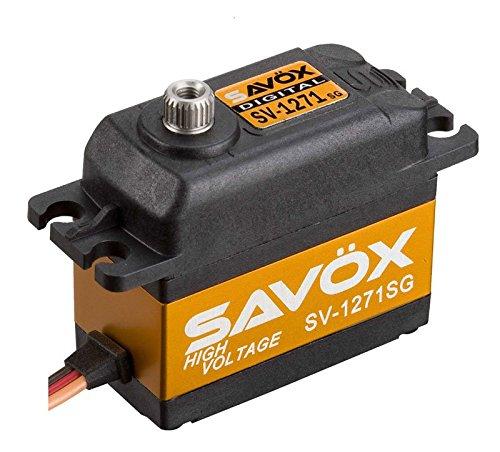 Savox 083472 74V HV Coreless Digital Servo Standard