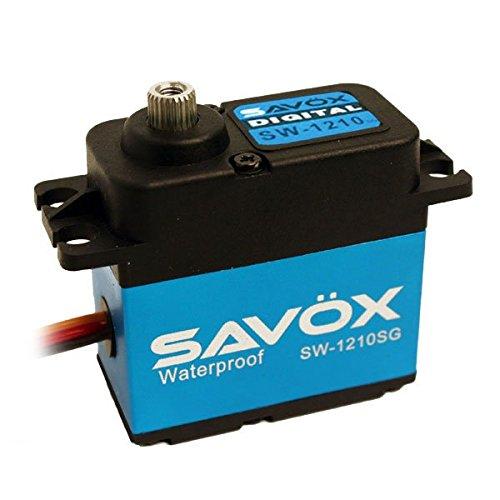 Savox 152777 Aluminum Case Waterproof Coreless Digital Servo