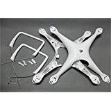 DJI Phantom 4 Body Shell Top Bottom Cover  Landing Gear Antenna For DJI Phantom 4 Parts Accessories
