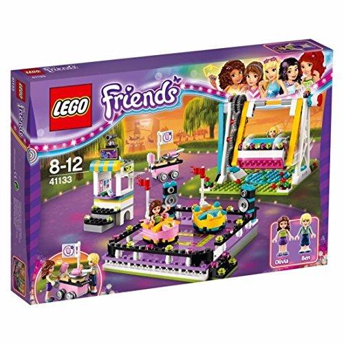 LEGO Friends Amusement Park Bumper Cars 41133 by LEGO
