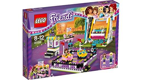LEGO Friends Amusement Park Bumper Cars Set 41133