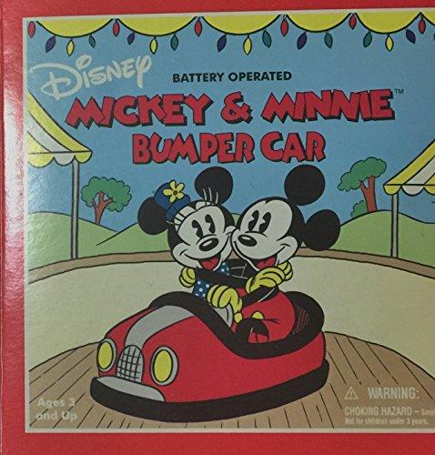 Mickey Minnie Retro Collection Bumper Car