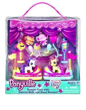My Little Pony Ponyville Bumper Cars