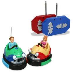 RC Bumper Car Game