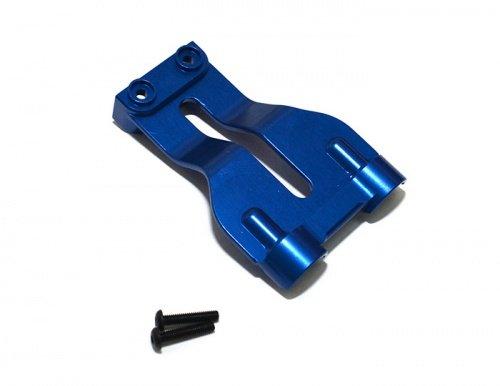Boom Racing BRECX032B Front Skid Plate Blue for ECX Torment