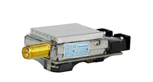 BOSCAM TS353 58G 400MW 5705-5945MHz Video Audio AV Transmitter TX for Cheerson CX-20 CX20 DJI Walkera QR X350 Pro RC Quadcopter ArDrone