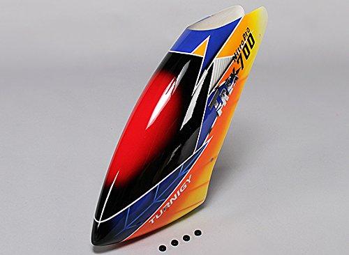 HobbyKing Turnigy High-End Fiberglass Canopy for Trex 700 Nitro Pro