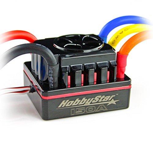 HobbyStar 150A Brushless Sensored ESC 2S-6S
