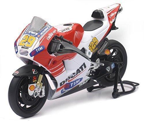 Ducati Corse Desmosedic GP15 Andrea Lannone 29 118 Scale Diecast Motorcycle