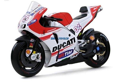 Maisuto Maisto 118 2015 Ducati Ducati Desmosedici GP15 Andrea Dovizioso NO 04 motorcycle Motorcycle Bike Bike Model parallel import goods