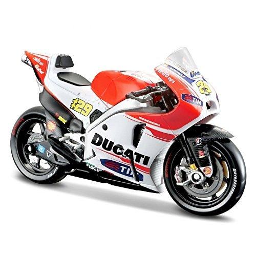 Maisuto Maisto 118 2015 Ducati Ducati Desmosedici GP15 Andrea Iannone NO 29 motorcycle Motorcycle Bike Bike Model parallel import goods