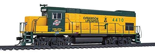 Walthers HO Scale EMD GP15 Diesel Locomotive Chicago North WesternCNW OLS 4410