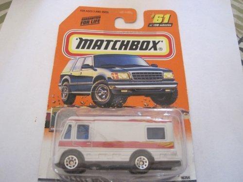 Matchbox Truck Camper Great outdoor 61 by Mattel