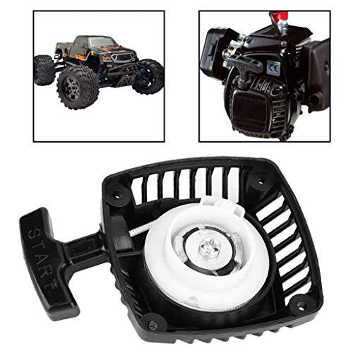 Kekailu Toys Pull Start Power Starter Upgrade Parts for 23cc 26cc 29cc 30cc RC Car Gas Engine
