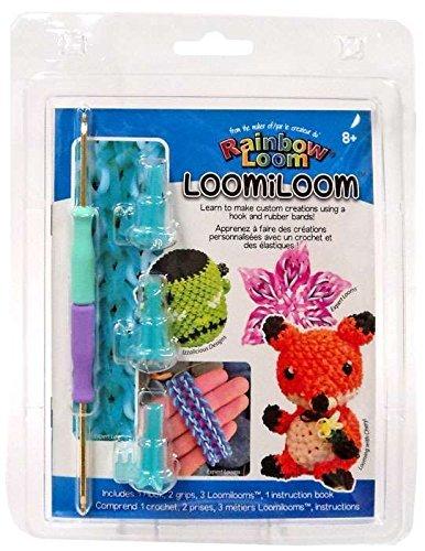 Rainbow Loom LoomiLoom Rubber Band Crafting Kit