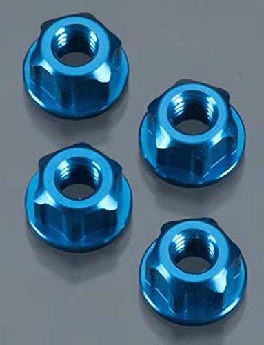 J Concepts 2089 Locking Wheel Nut Fits All Traxxas SC10 4 x 4 TLR 22 4mm