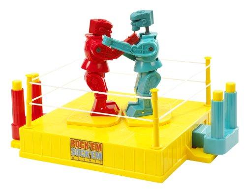 35TH Anniversary Rock em Sock em Robots Game Discontinued by manufacturer