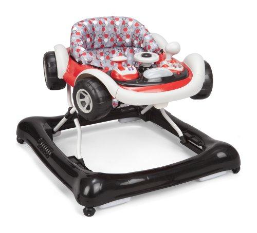 Delta Children Lil Drive Baby Activity Walker Black