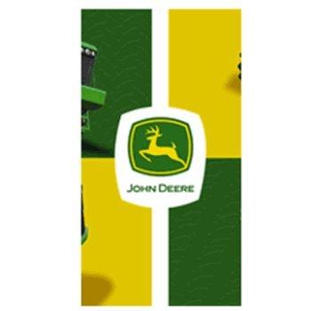 John Deere Plastic Tablecover