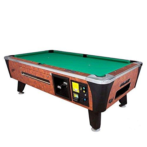 Dynamo Sedona Coin Op 8 Pool Table with DBA