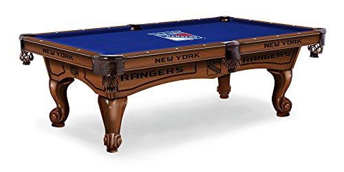 New York Rangers 8 Pool Table - Navajo