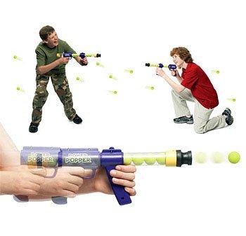 Power Popper Ball Shooter for Kids