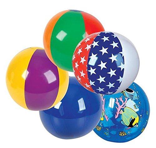 USA Warehouse LOT OF 10 BEACH BALLS 12 BEACHBALL BALL POOL PARTY LOW PRICE FASTITEMNO 43E8E-UFE6 C2A8143