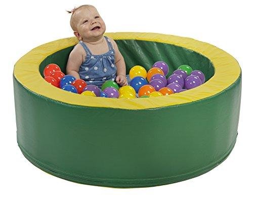 ECR4Kids SoftZone Mini-Nest Ball Pool Playset Assorted