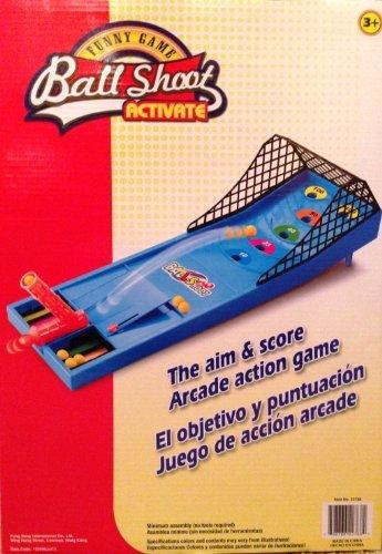 Ball Shoot Arcade Ball Game
