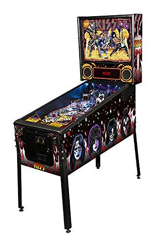Stern Pinball KISS Premium Edition Arcade Pinball Machine