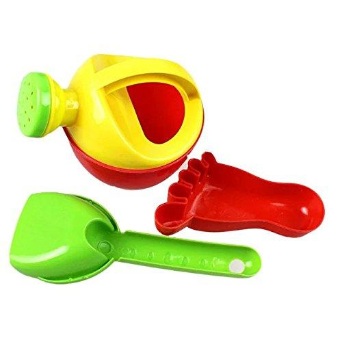 3 Pieces Bathroom Kids Water Wheel Bathe Babies Children Play In The Water Baby Bath Toy Scoop Water Swimming Beach ToyFor 1-15 Years Todllers Kids